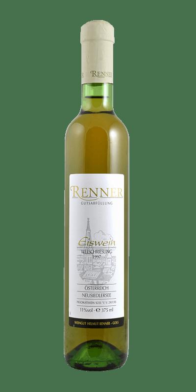 Welschriesling Eiswein, Weingut Renner