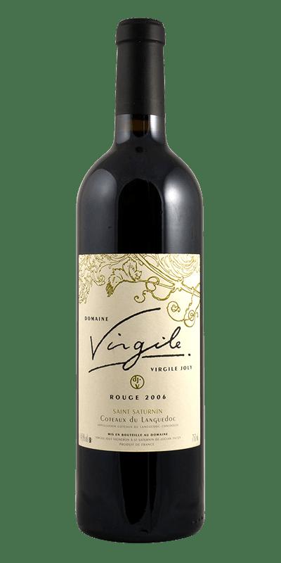 Virgile Rouge, Coteaux du Languedoc A.C. (kist van 12)