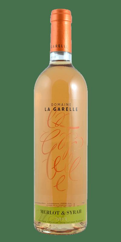 Rosé Syrah - Merlot