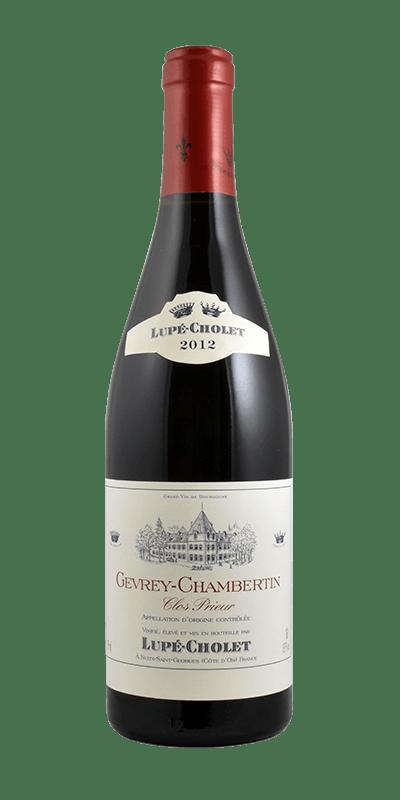 Gevrey-Chambertin A.C. Clos Prieur, Lupe-Cholet