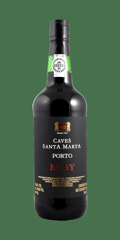 Ruby Port, Caves Santa Marta