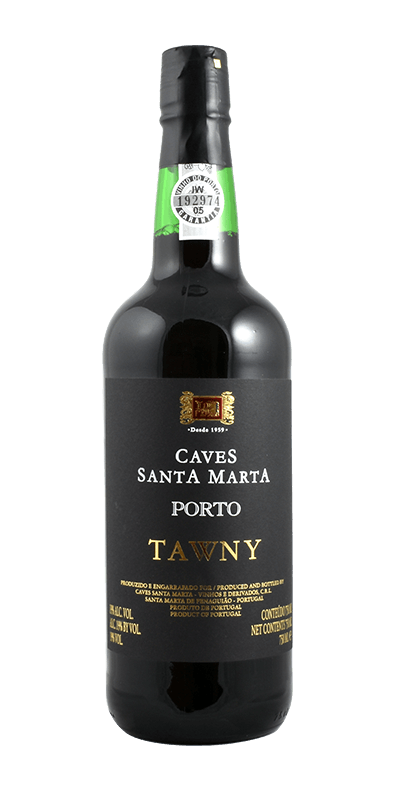 Tawny Port, Caves Santa Marta