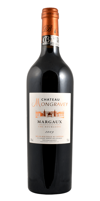 Margaux A.C. Cru Bourgeois, Chateau Mongravey