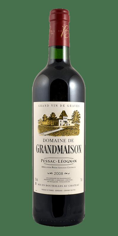 Pessac-Leognan A.C., Domaine de Grandmaison