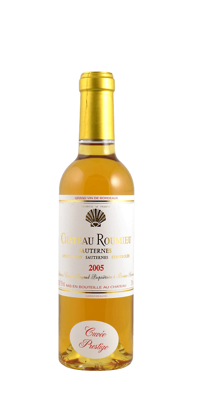 Sauterness A.C., 375 ml, Chateau Roumieu