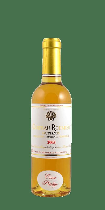 Sauterness A.C., 375 ml, Chateau Roumieu