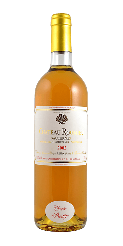 Sauterness A.C., 750 ml Chateau Roumieu