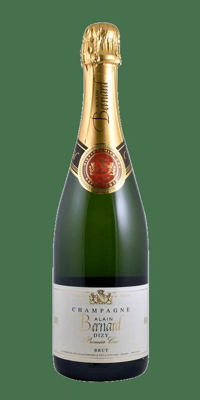 Champagne Brut Tradition Premier Cru, Alain Bernard