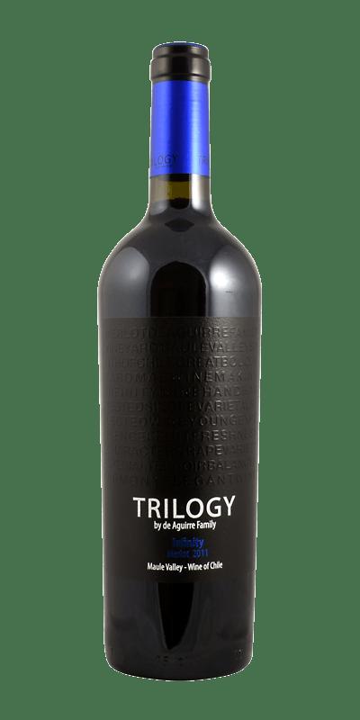 Trilogy reserva, Merlot, Bodega de Aguirre