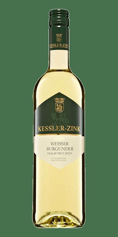 Weisser Burgunder halbtrocken, Qualitätswein Rheinhessen