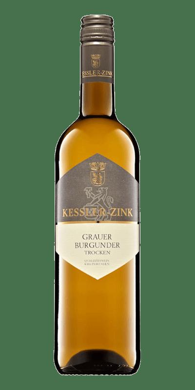 Grauer Burgunder trocken, Qualitätswein Rheinhessen