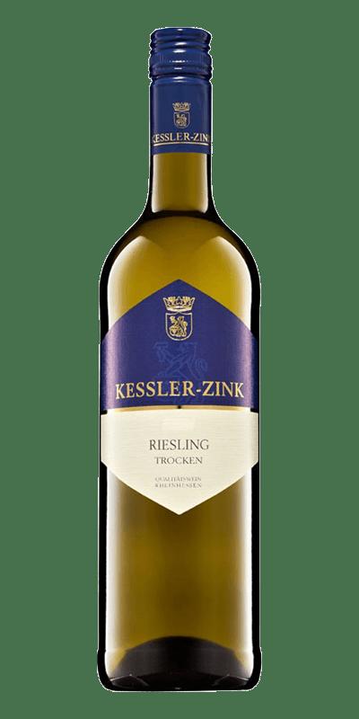Riesling trocken, Qualitätswein Rheinhessen