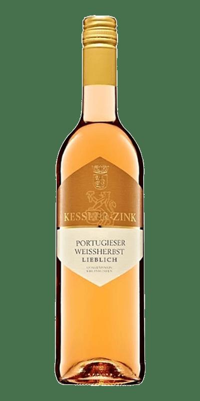 Portugieser Weissherbst rosé Lieblich, Qualitätswein Rheinhessen