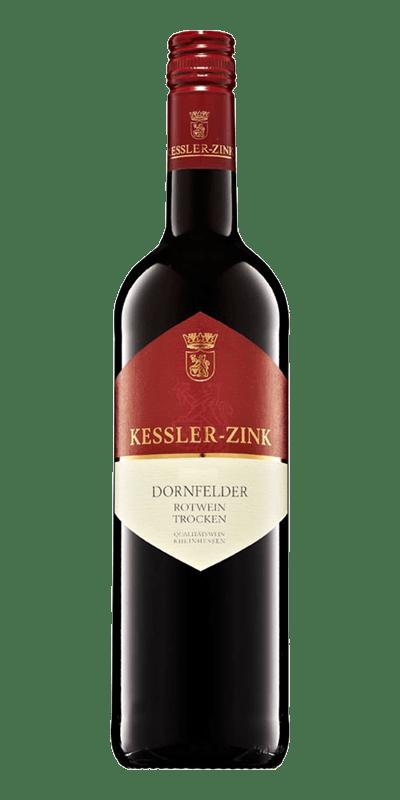 Dornfelder Rotwein trocken, Qualitätswein Rheinhessen
