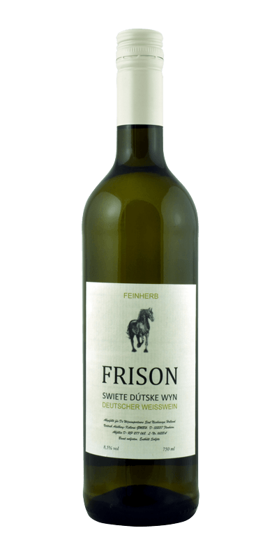 Frison Feinherb, Deutscher Weisswein, 0,75 L