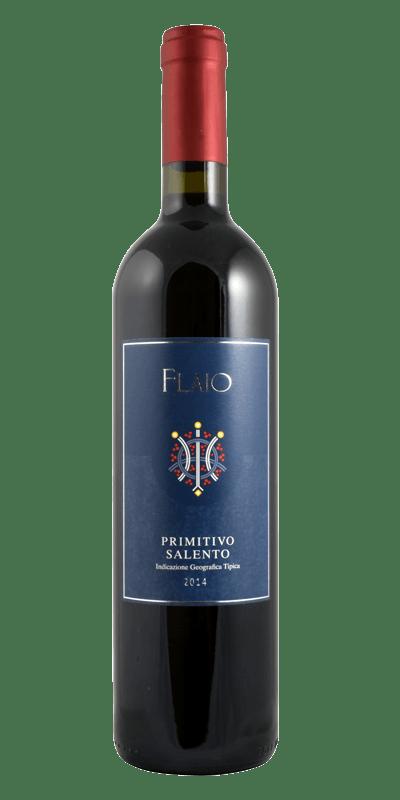 Flaio, Primitivo Salento I.G.T. 2012