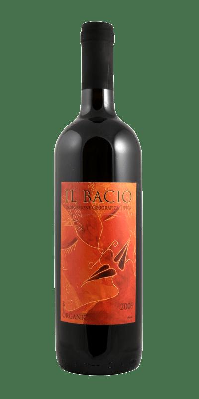 Agriturismo Il Bacio, Bio Organic I.G.T., biologische wijn