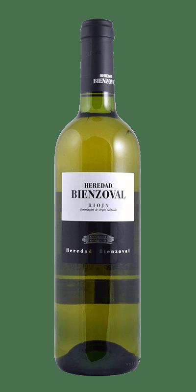 Vino Blanco Heredad Bienzoval (La Rioja)