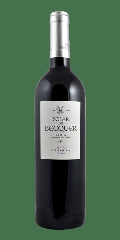 Vino Crianza Solar de Becquer (La Rioja)