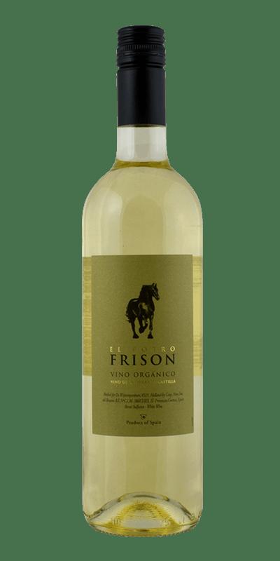 El Potro Frison, Vino Organico Blanco