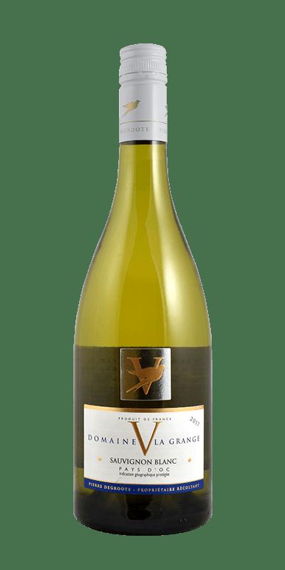 Sauvignon Blanc, IGP Pays d'Oc, Domaine V La Grange