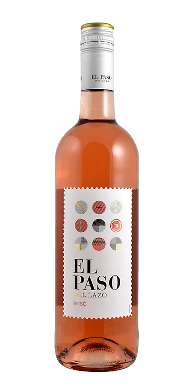 El Paso del Lazo, Tempranillo rosé