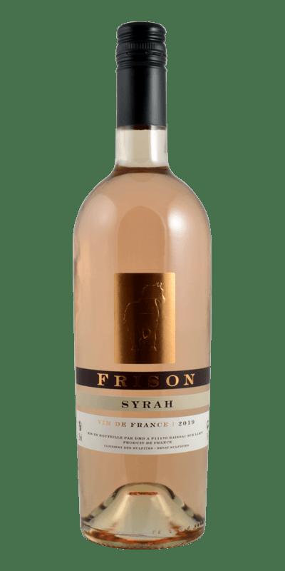 Frison Syrah rosé, Languedoc