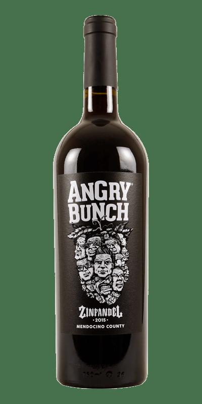 Angry Bunch, Mendocino - Zinfandel