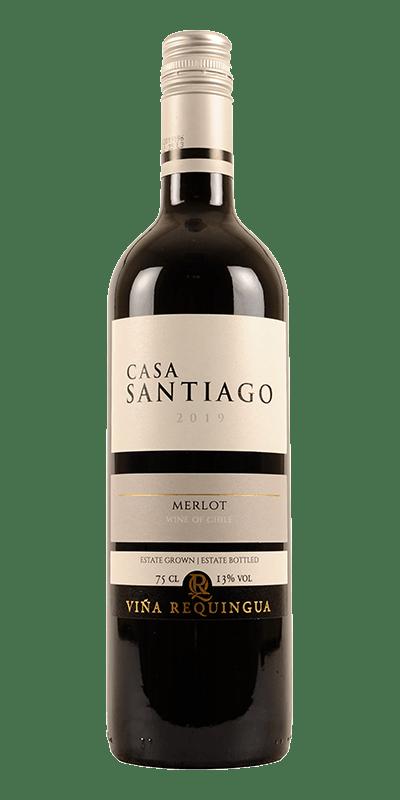 Casa Santiago, Merlot