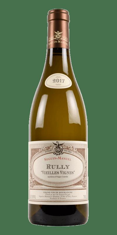 Seguin Manuel, Rully Vieilles Vignes Blanc
