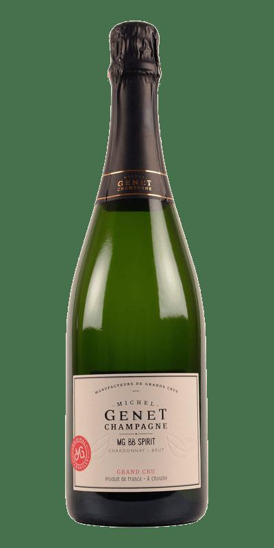 Michel Genet Champagne, Grand Cru Spirit Brut