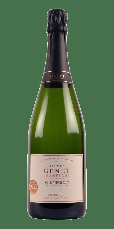 Michel Genet Champagne, Grand Cru Brut Vintage