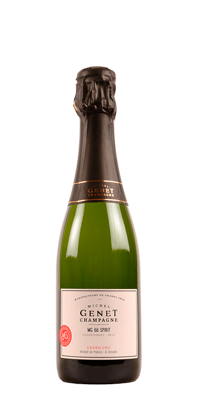 Michel Genet Champagne, Grand Cru Spirit Brut, 375 ml