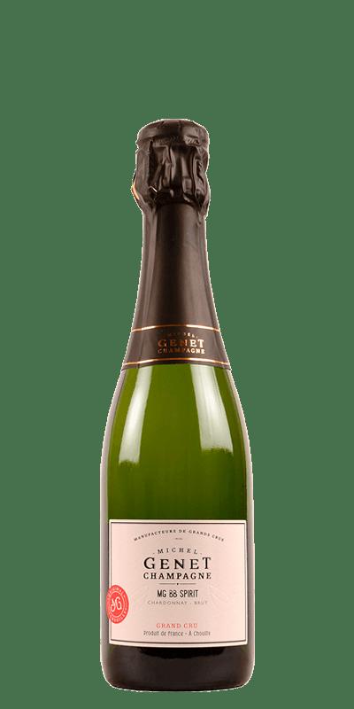 Michel Genet Champagne, Grand Cru Spirit Brut, 375 ml