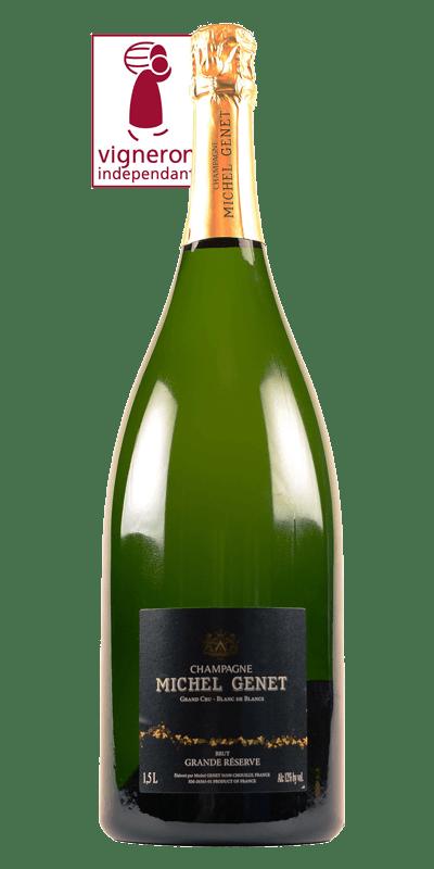 Michel Genet Champagne, Grand Cru Brut Vintage 1,5 liter