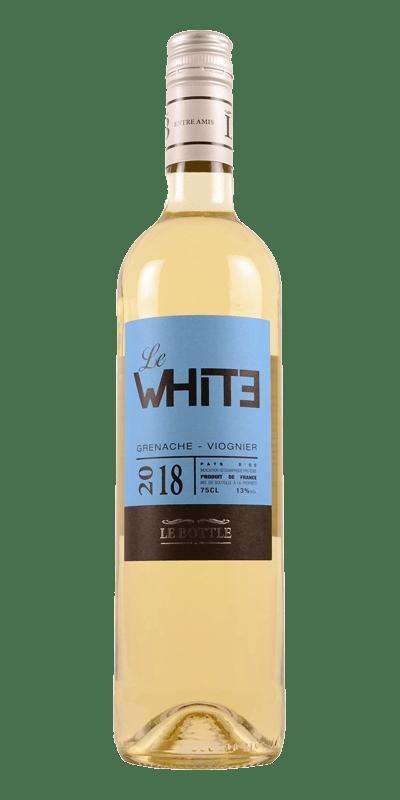 LE WHITE - Vin de Pays d'Oc