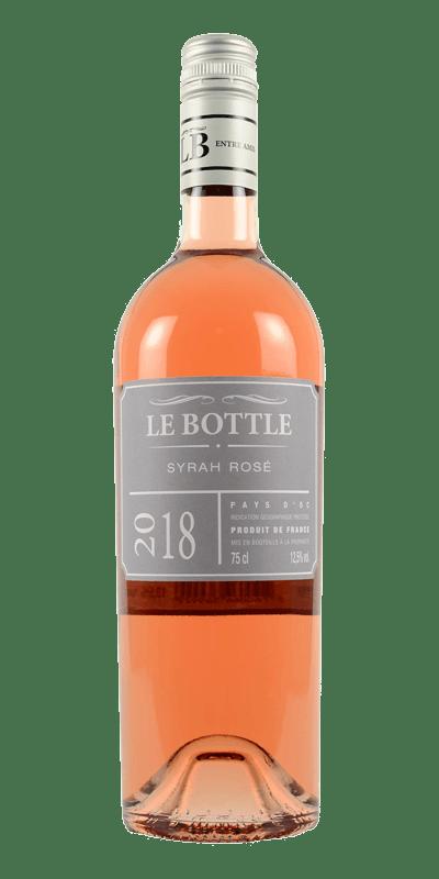 Le Bottle Syrah rosé