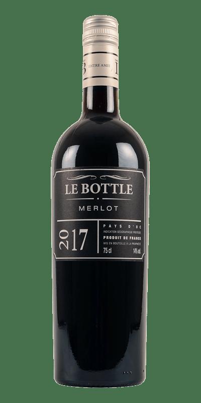 Le Bottle Merlot