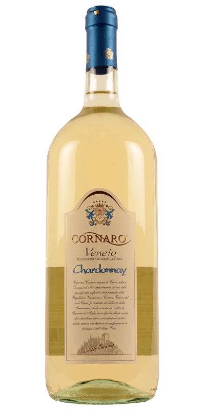 Cornaro, Chardonnay Magnum  (1,5 liter)