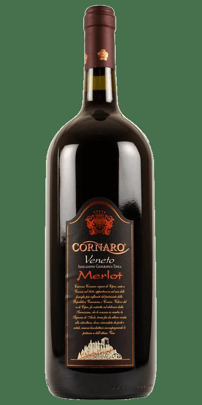 Cornaro, Merlot Magnum (1,5 liter)