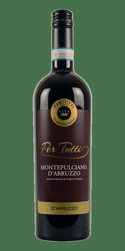 Per Tutti, Montepulciano d'Abruzzo