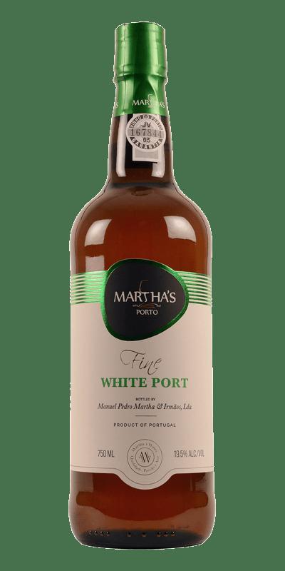 Martha's Porto, Branco