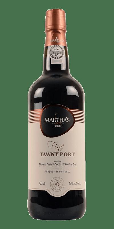 Martha's Porto, Tawny