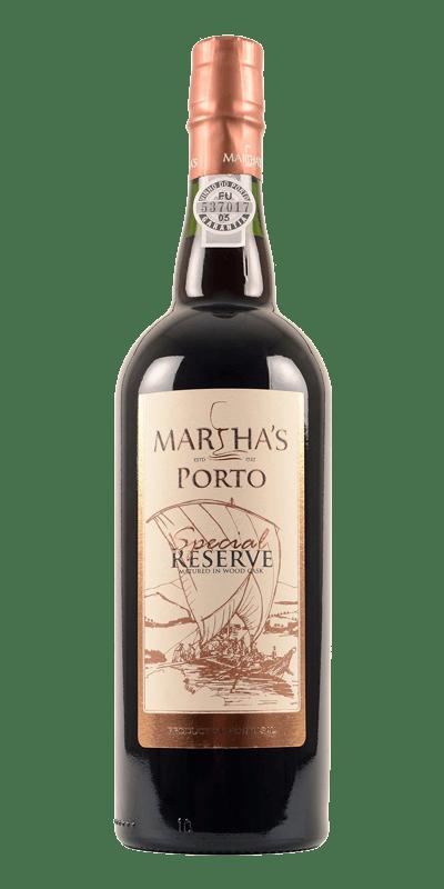 Martha's Porto, Special Reserve