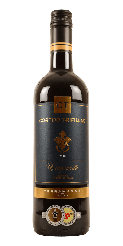 CT - Cortijo Trifillas, Tempranillo