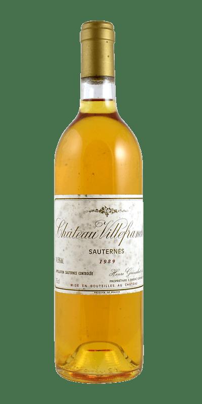 Sauternes AOC, Chateau Villefranche