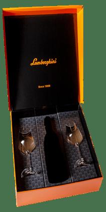 Lamborghini Orange Gift Box de LUXE