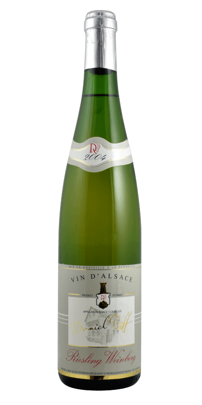 Riesling Alsace A.C. Weinberg