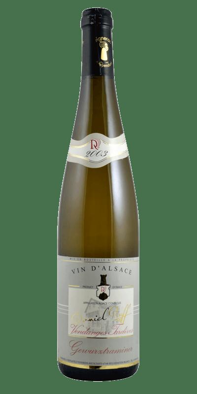 Gewurztraminer Alsace A.C. Vendange Tardive